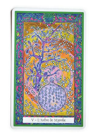 arbre de myrrhe
