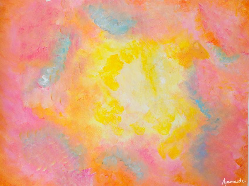 peinture soignante