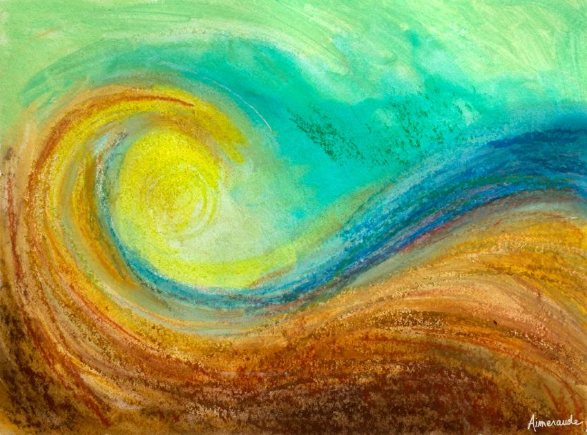 Nature peinture soignante