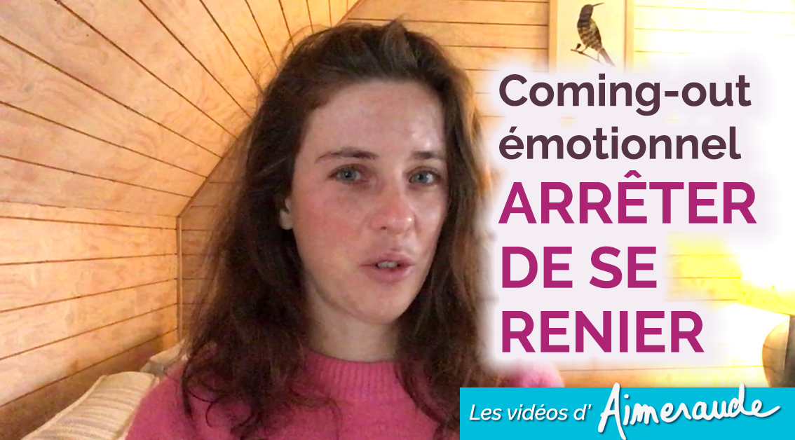 coming out emotionnel