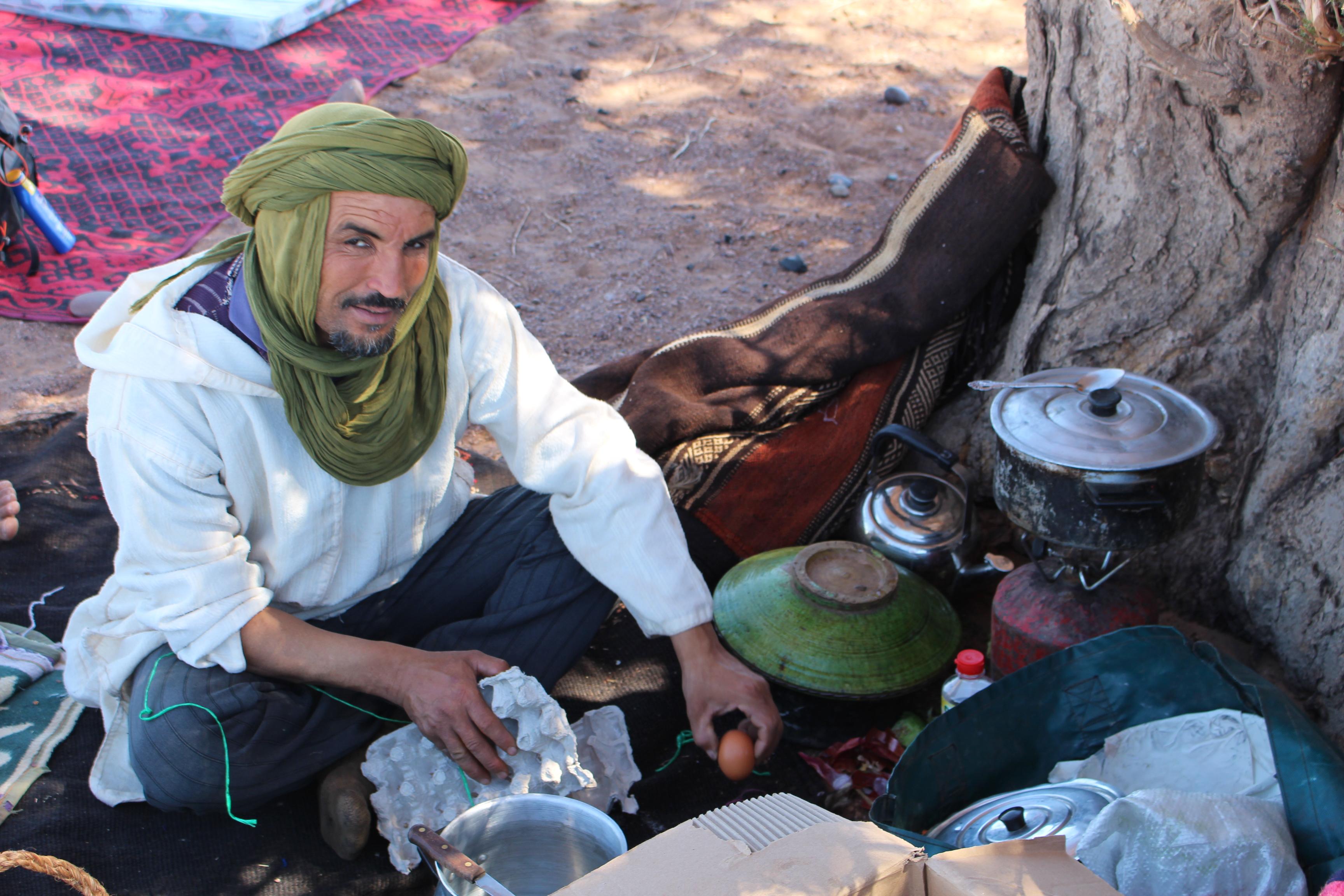 salah maroc