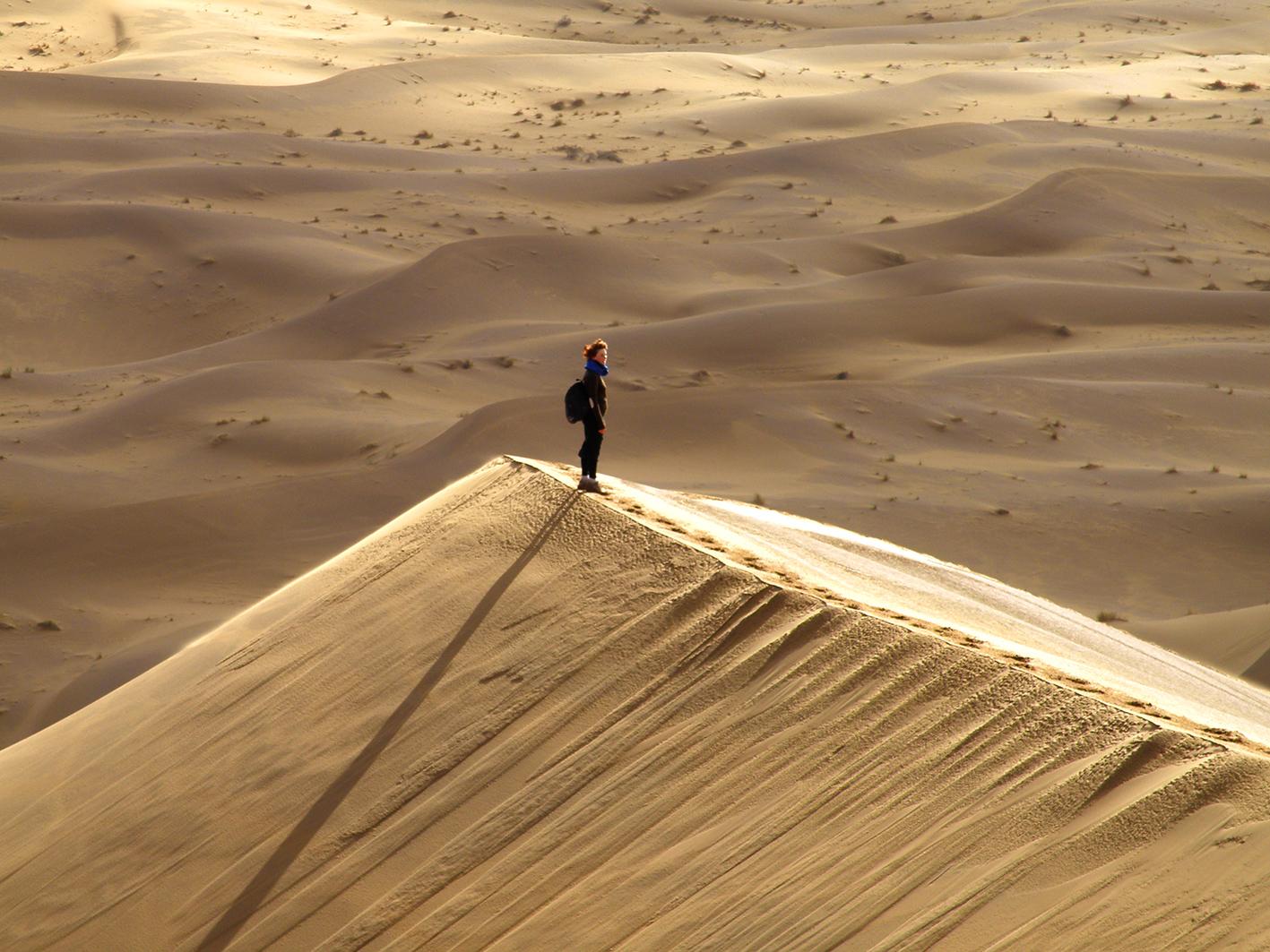 voyage desert