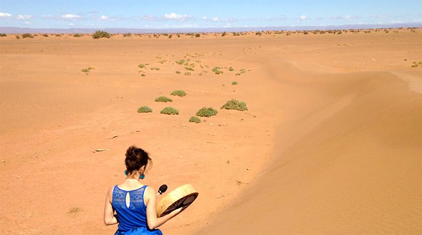 aimeraude désert