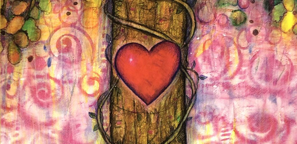 Le cœur de l'arbre, cœur de l'amour